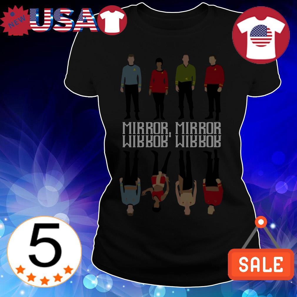 Star Trek mirror mirror shirt