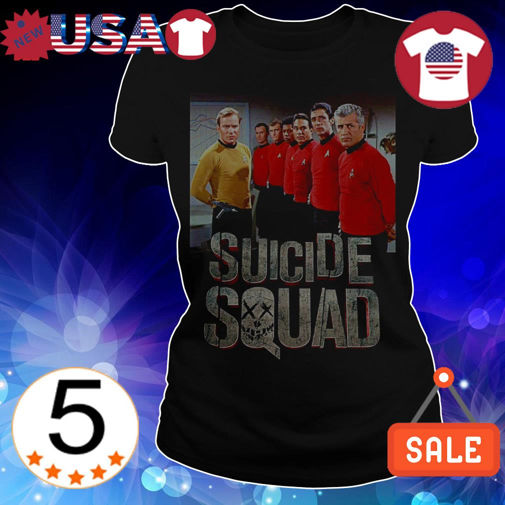 Star Wars Suicide Squad shirt