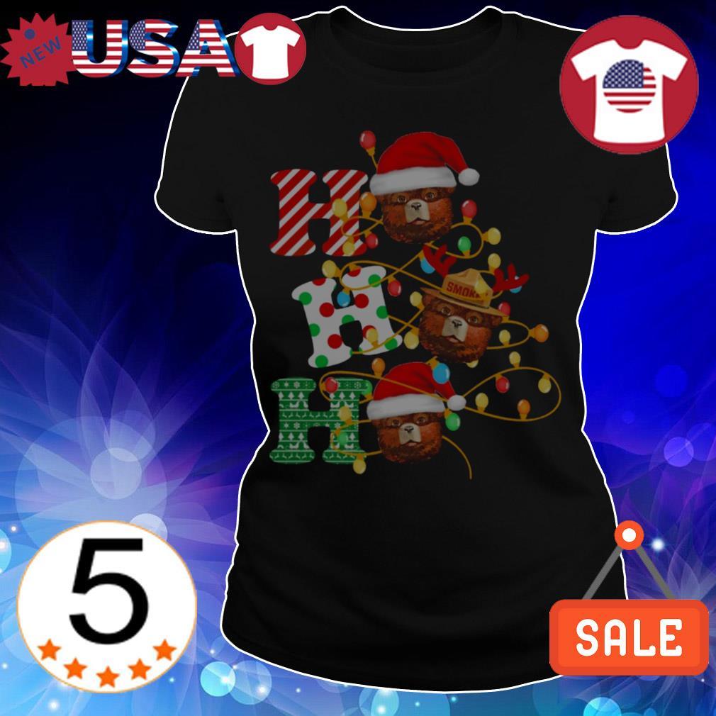 Smokey Ho Ho Ho Christmas sweatshirt
