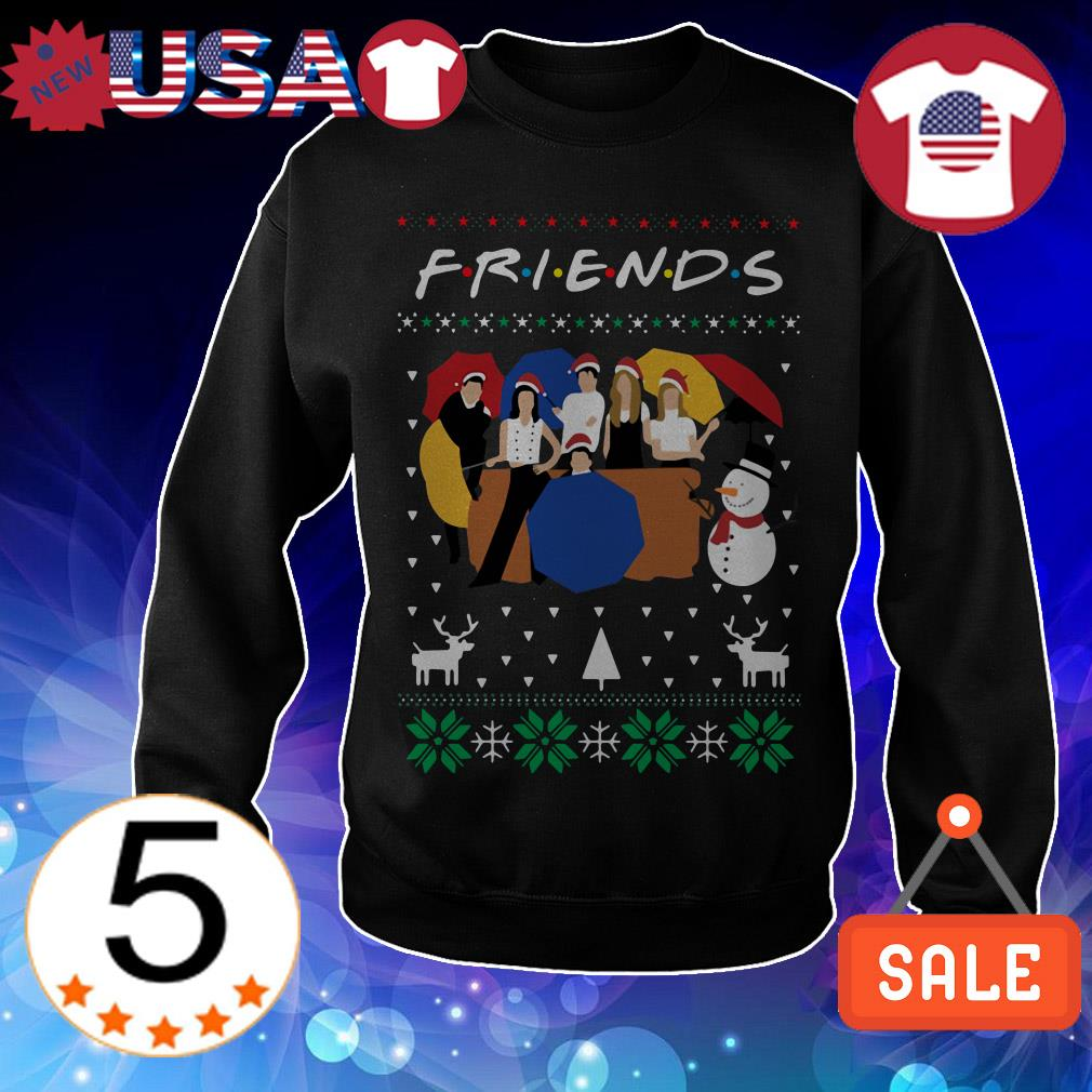 Friends TV Show Christmas sweatshirt