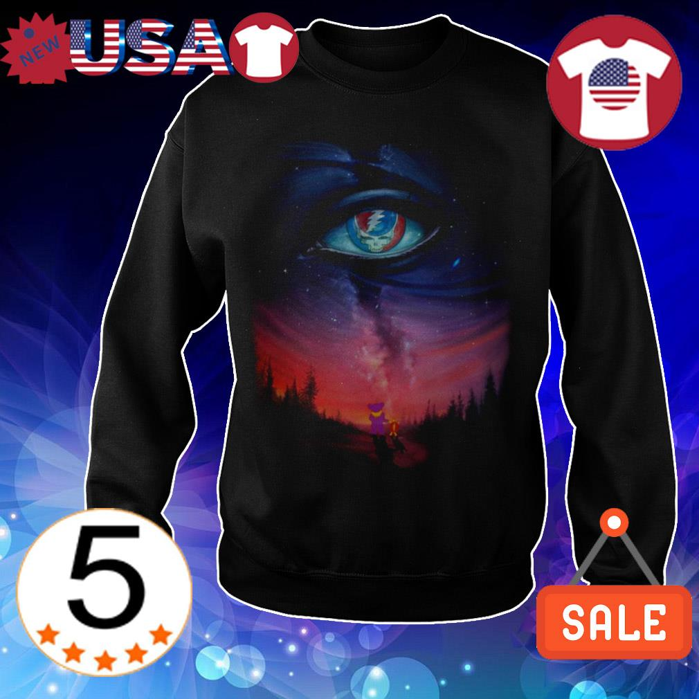 Eyes Grateful Dead Steal your face shirt