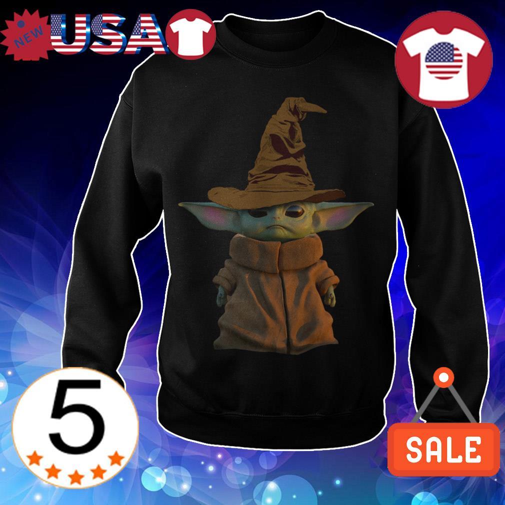Star Wars Harry Yoda Crewneck shirt