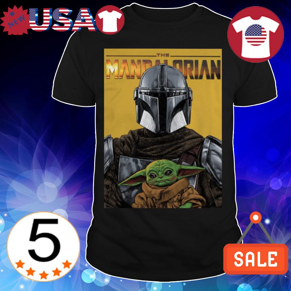 The Mandalorian Stormpooper Baby Yoda shirt