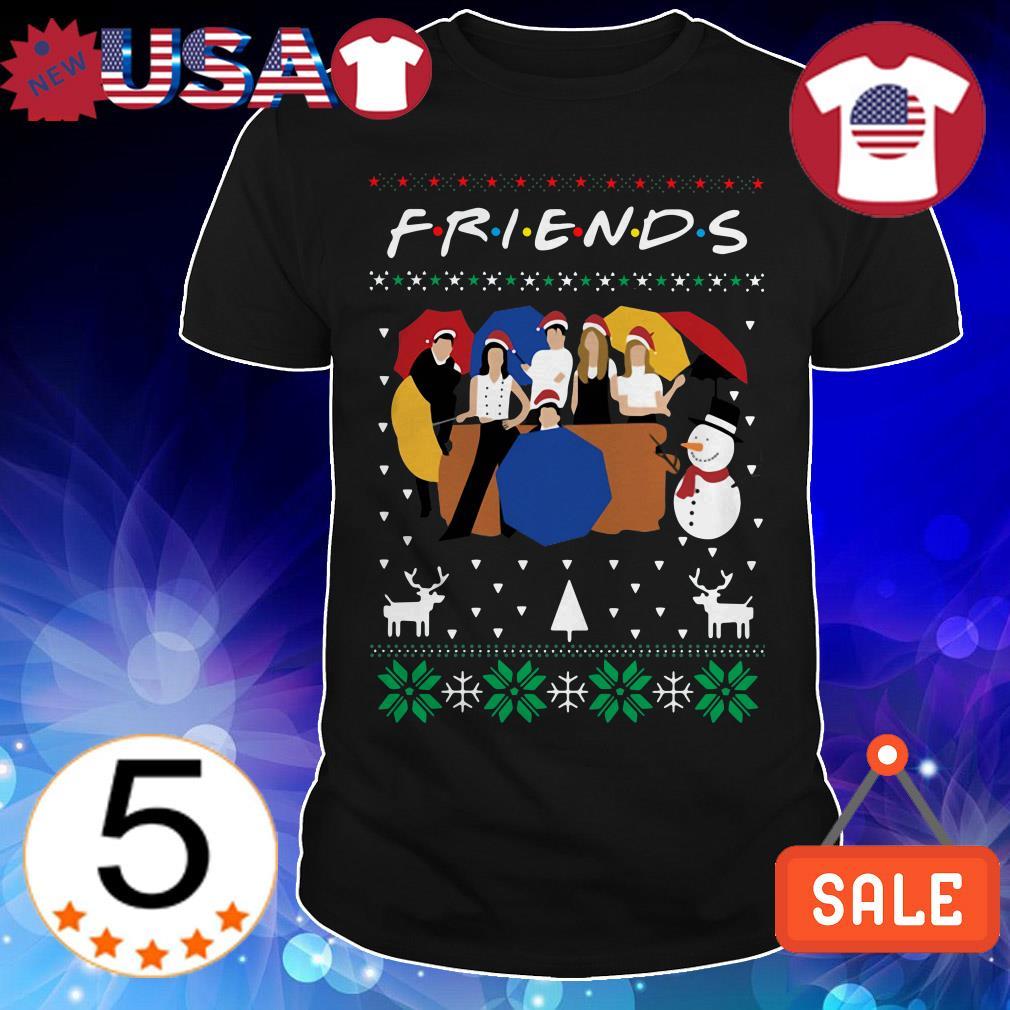 Friends TV Show Christmas sweatshirt