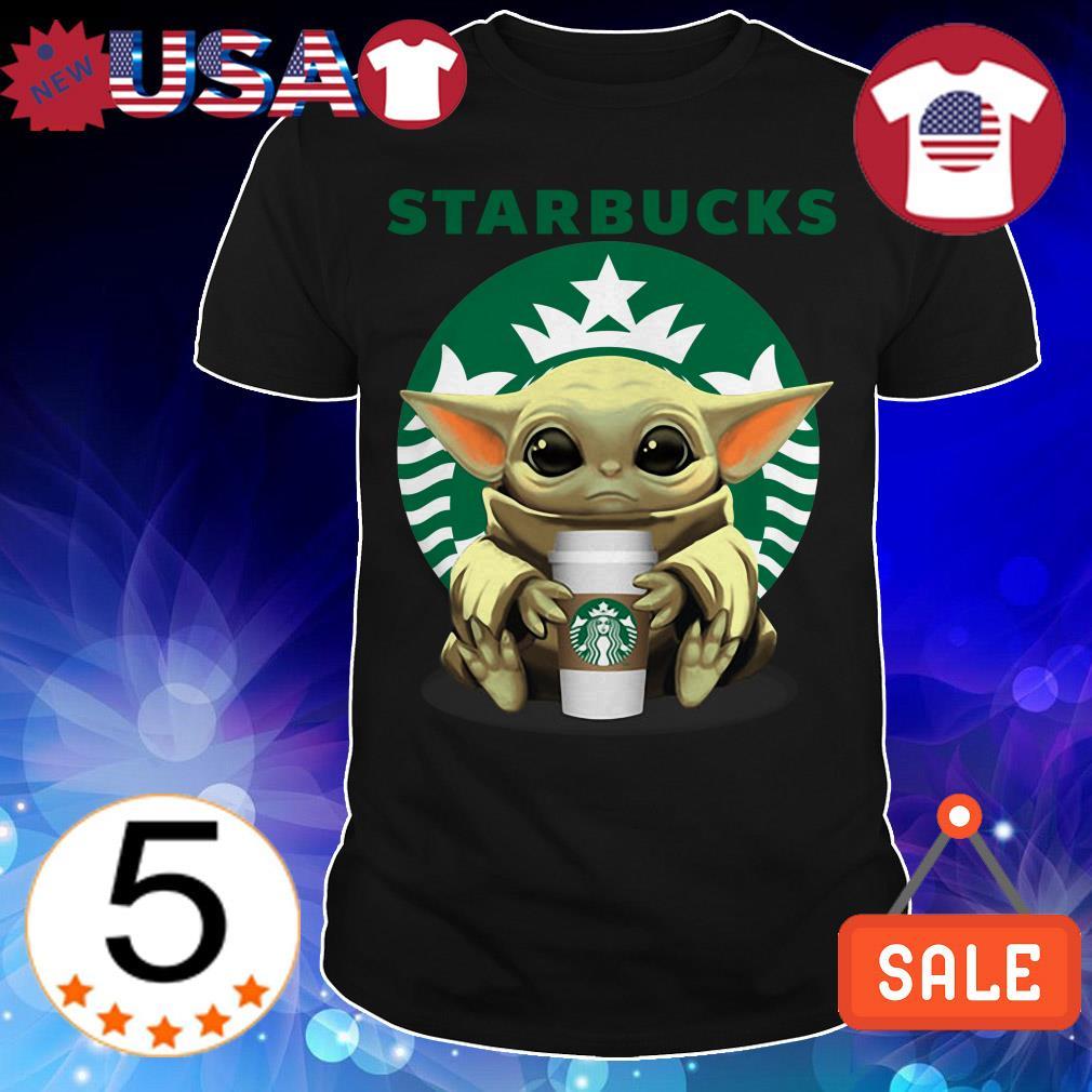 Star Wars hug Star Bucks shirt