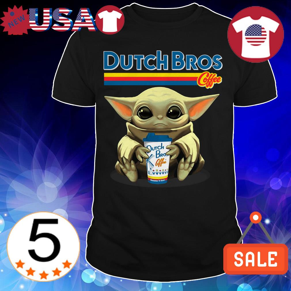 Star Wars hug Dutch Bros Coffee shirt