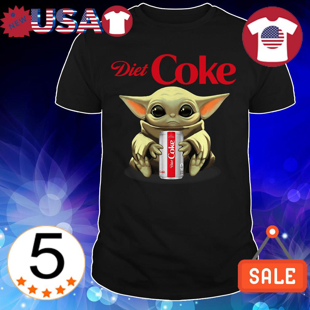 Star Wars hug Diet Coke shirt