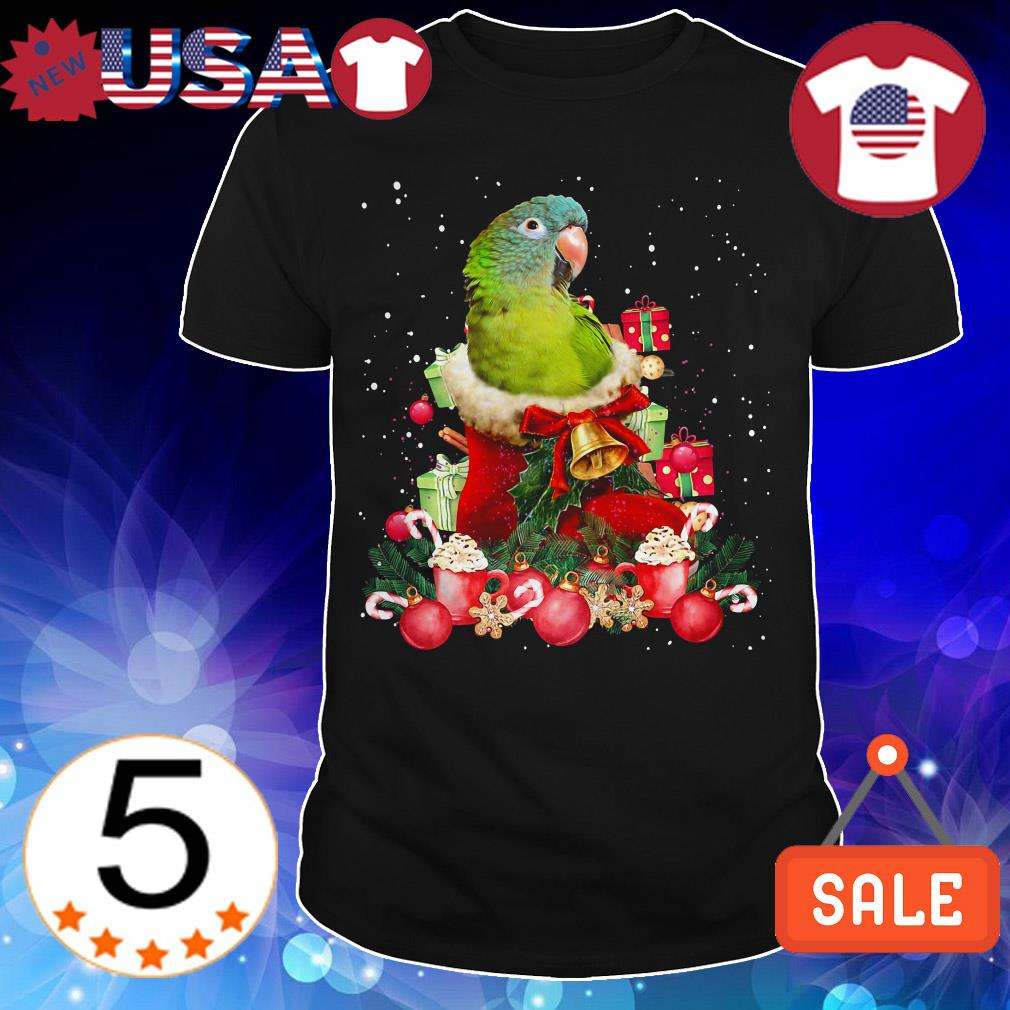 Parrot gift ball Christmas Crewneck sweatshirt