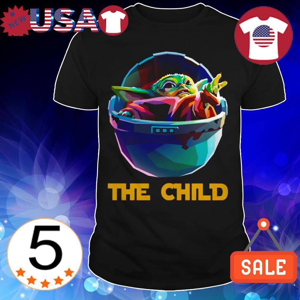 Star Wars Baby Yoda the child shirt