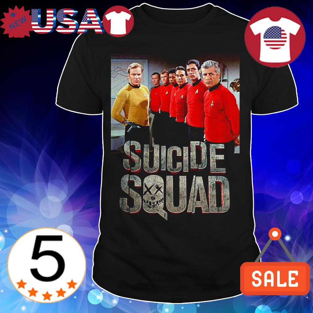 Star Wars Suicide Squad shirt