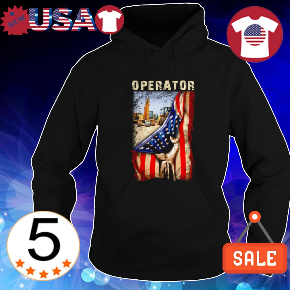 4th of july independence day Operator shirt