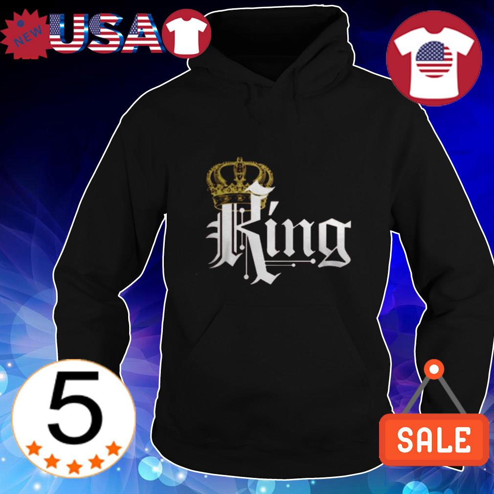 Official King Crown shirt