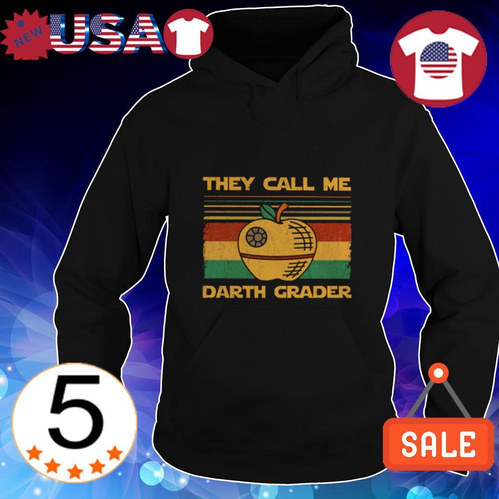 They call me Darth Grader vintage shirt