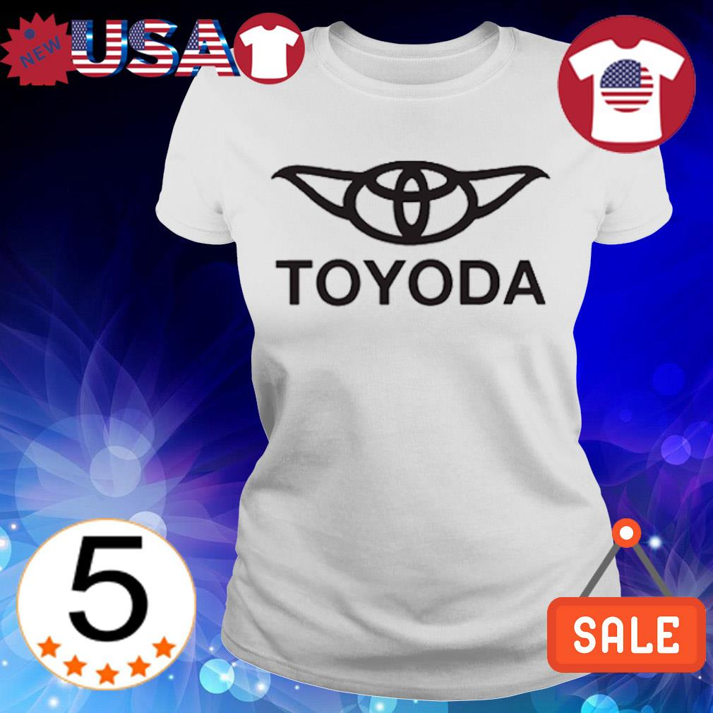 Official Star Wars Toyoda shirt