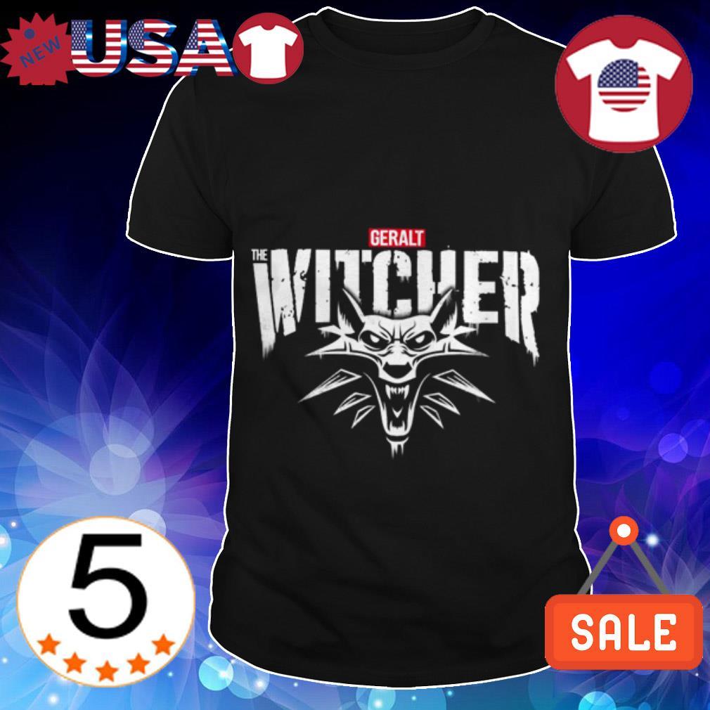 Geralt The Witcher shirt