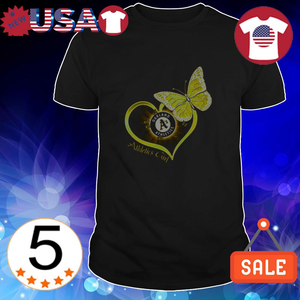 Oakland Athletics girl flowers shirt