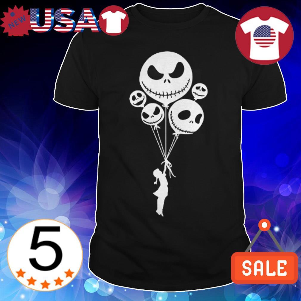 Official Jack Skellington balloon shirt