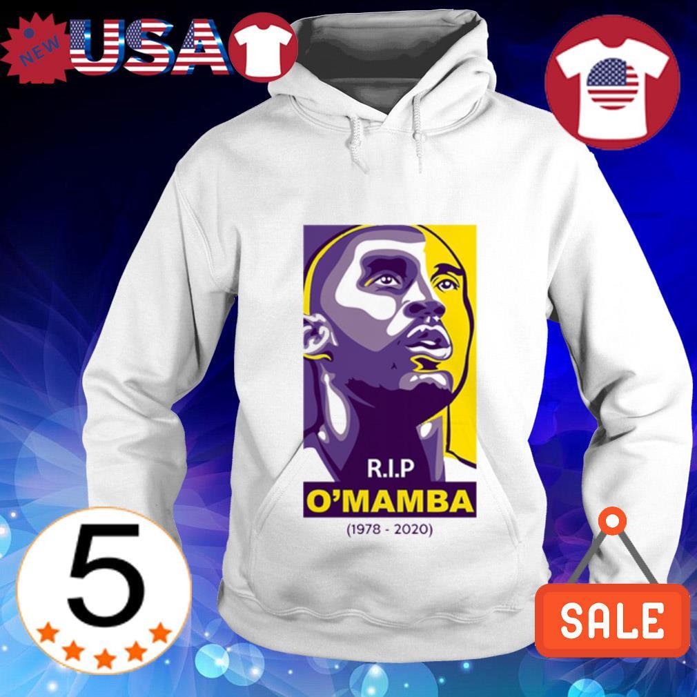 Rip O'mamba 1978 2020 Kobe Bryant Hoodie