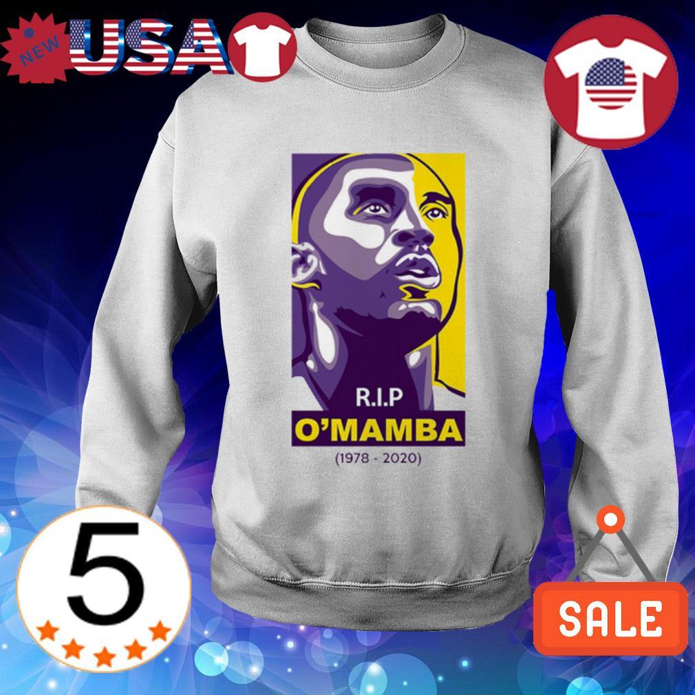 Rip O'mamba 1978 2020 Kobe Bryant Sweater