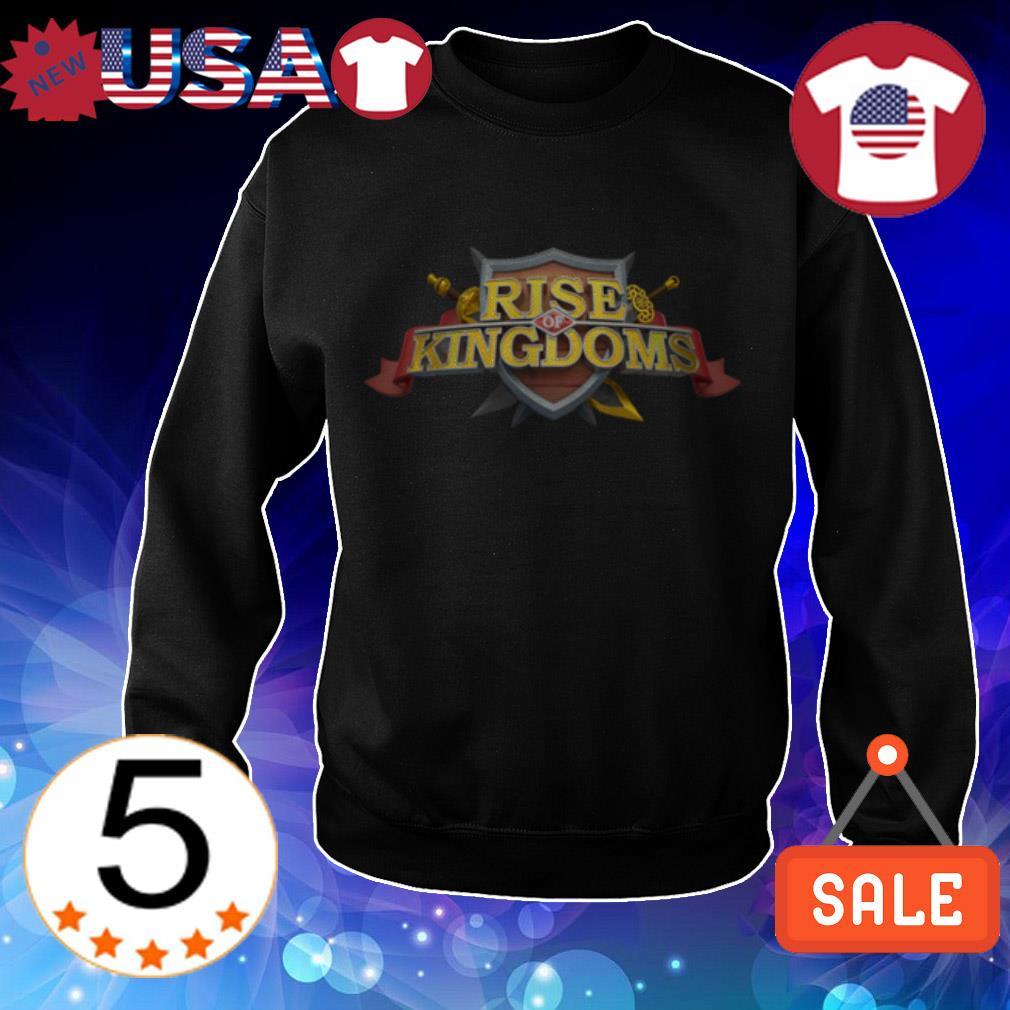 Rises of Kingdoms Logo Sweater