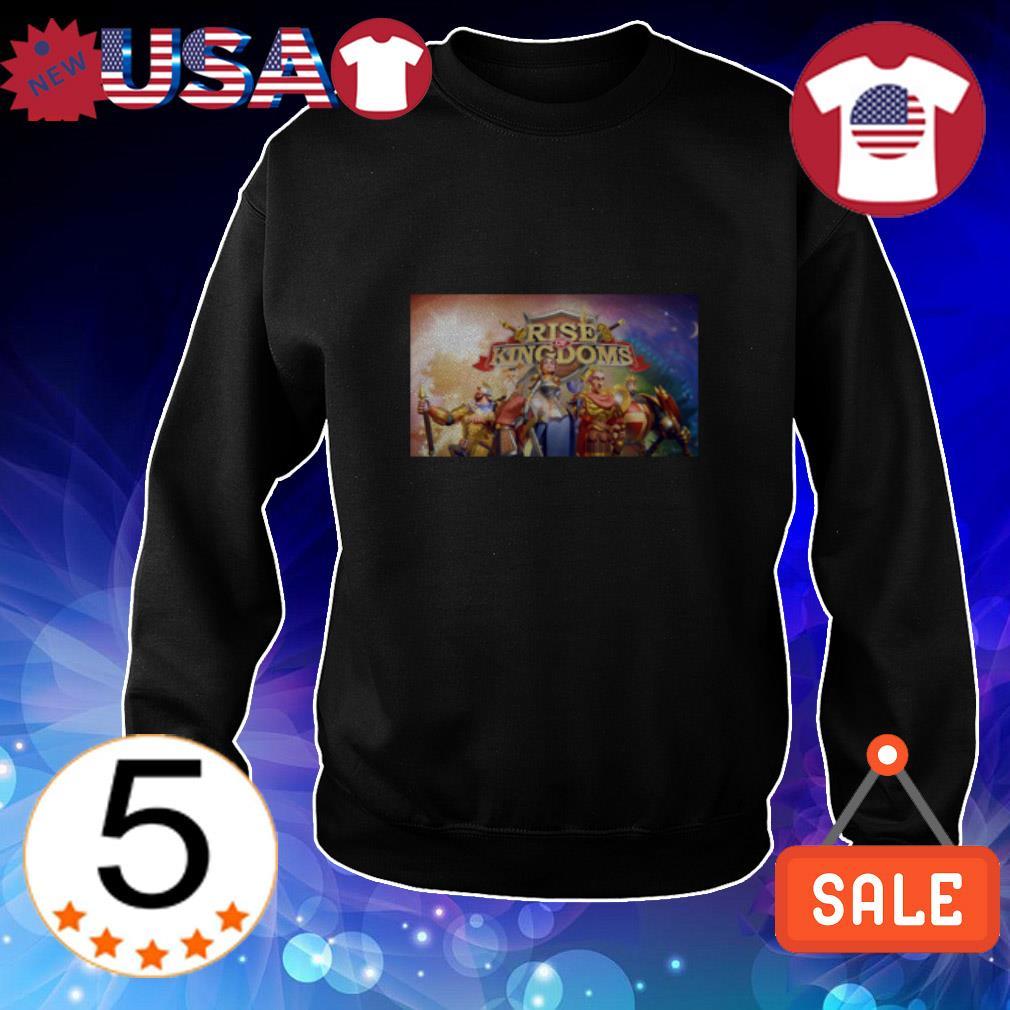 Rises of Kingdoms Sweater