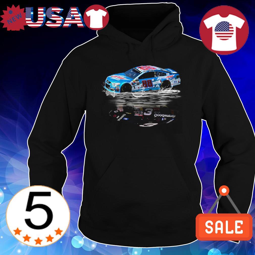 Official Nascar World Rally Car shirt