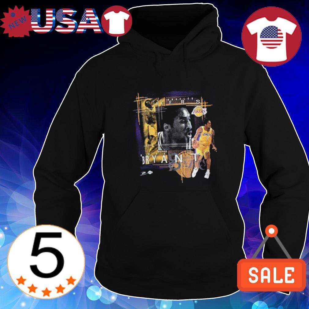 Vintage 90's Kobe Bryant Los Angeles Lakers pro player shirt