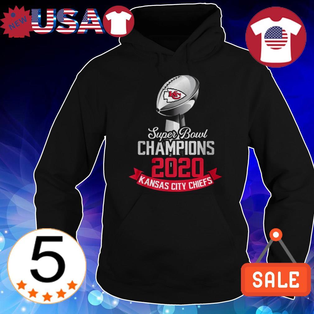 Kansas City Chiefs Super Bowl Champions 2020 shirt
