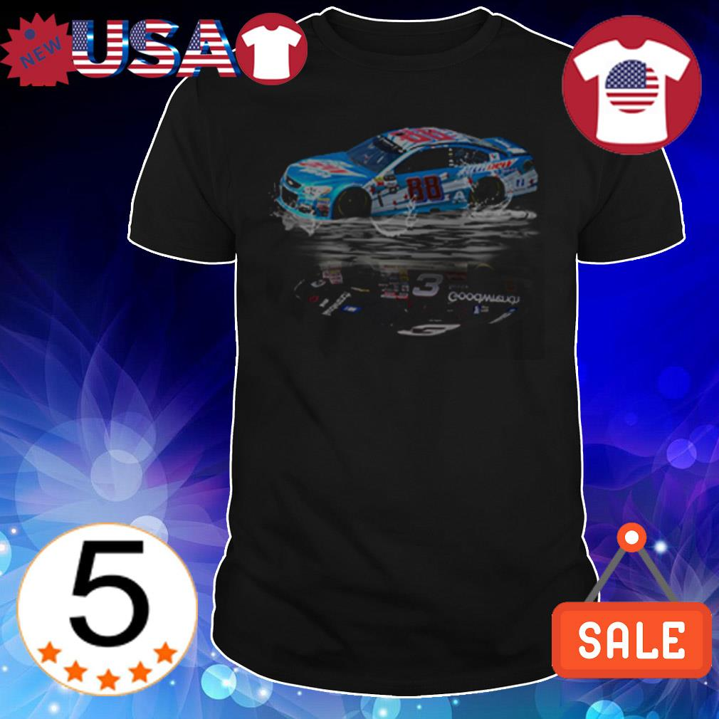 Official Nascar World Rally Car shirt