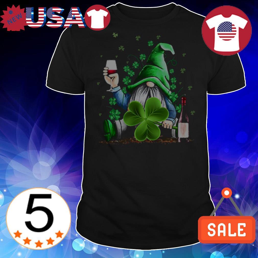 Gromie Wine Happy St Patrick's Day shirt