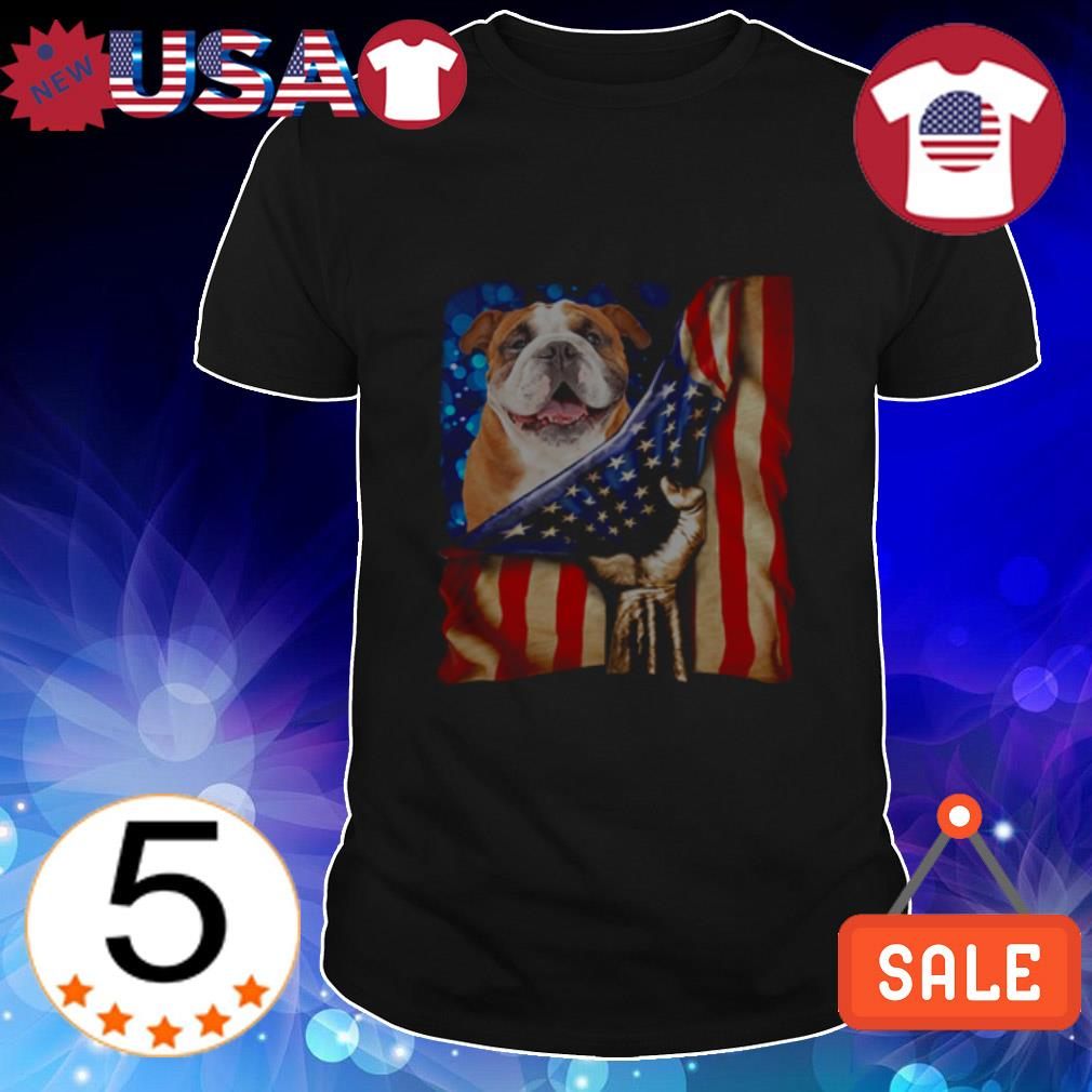 4th of July independence day English American shirt