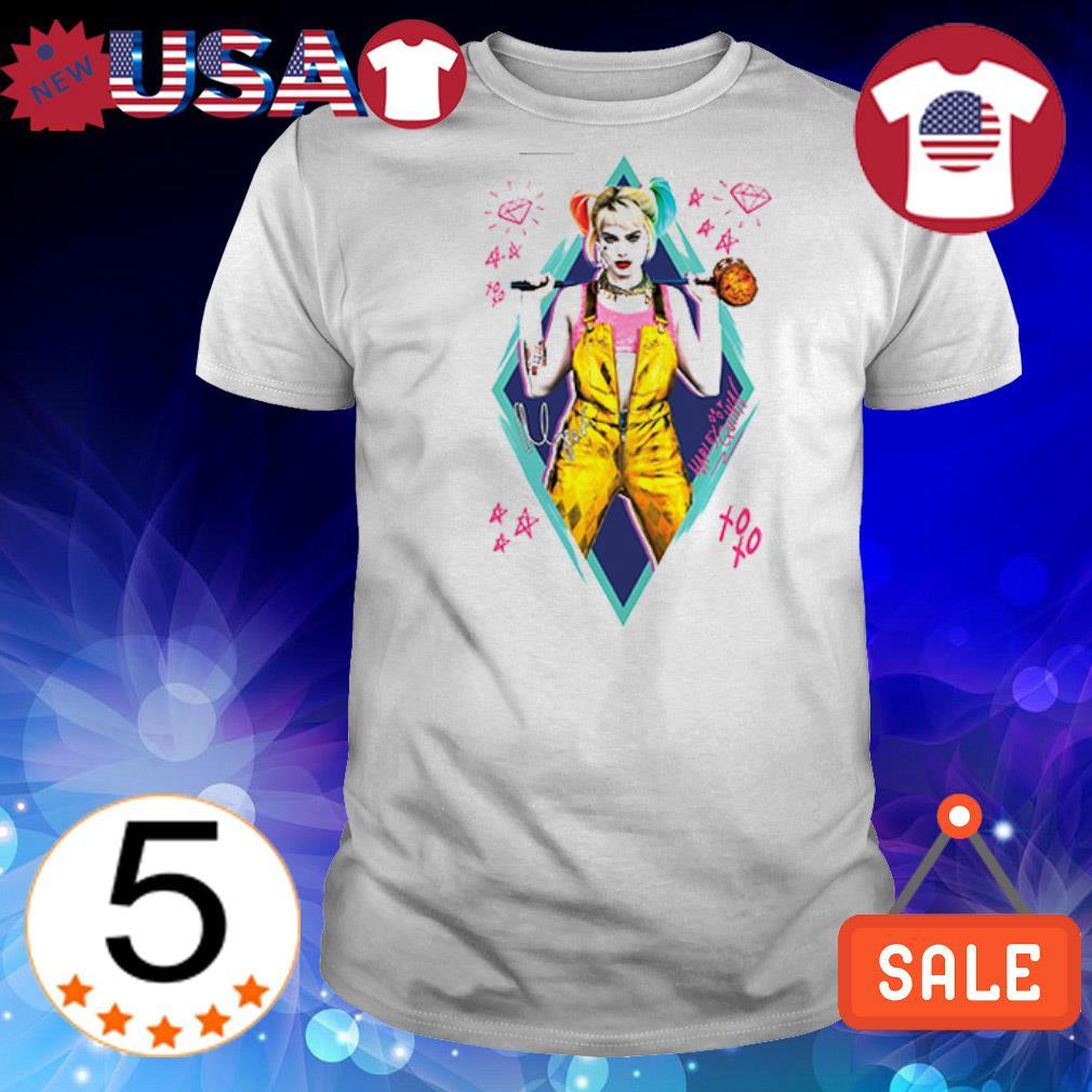 Harley Quinn Birds Of Prey shirt