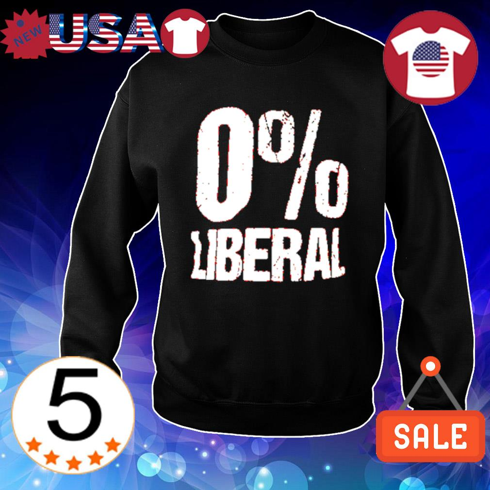 0% Liberal s Sweater Black