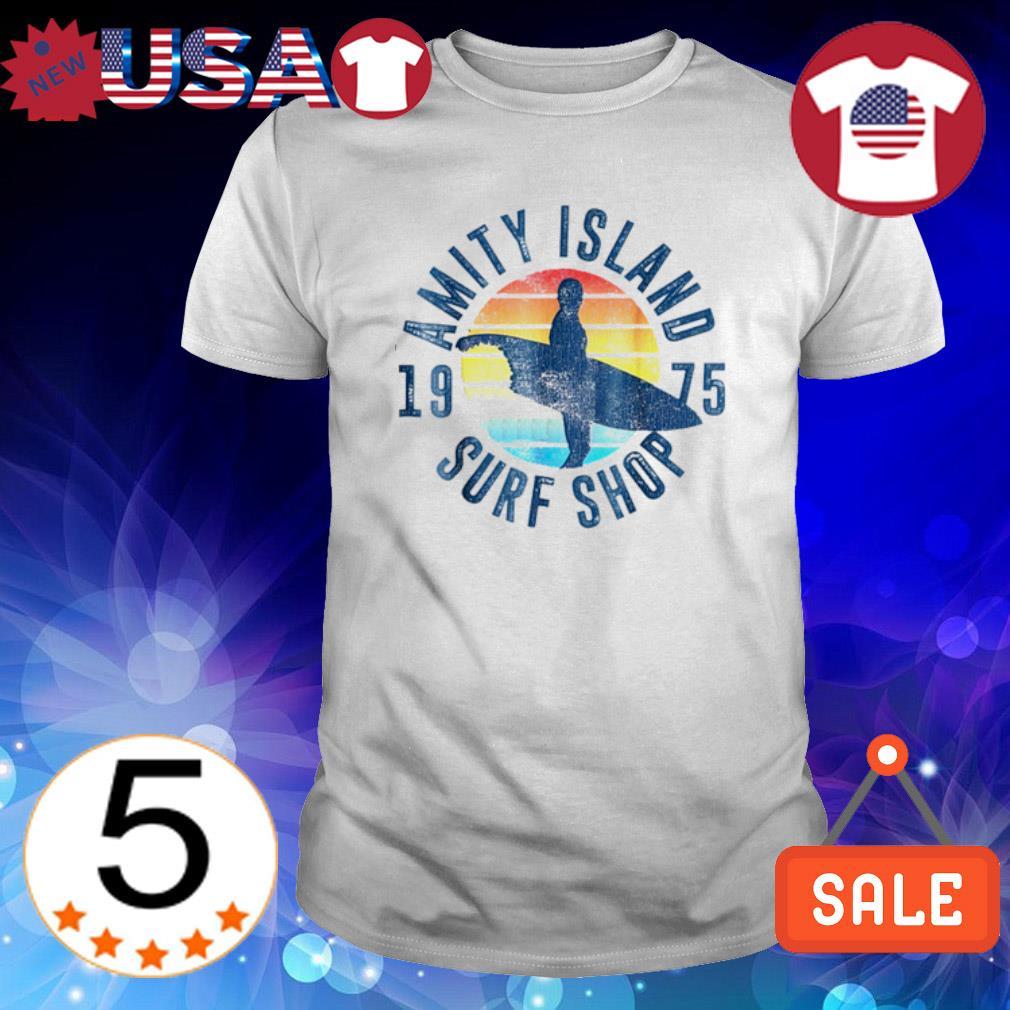 Amity Island Surf Shop 1975 vintage shirt