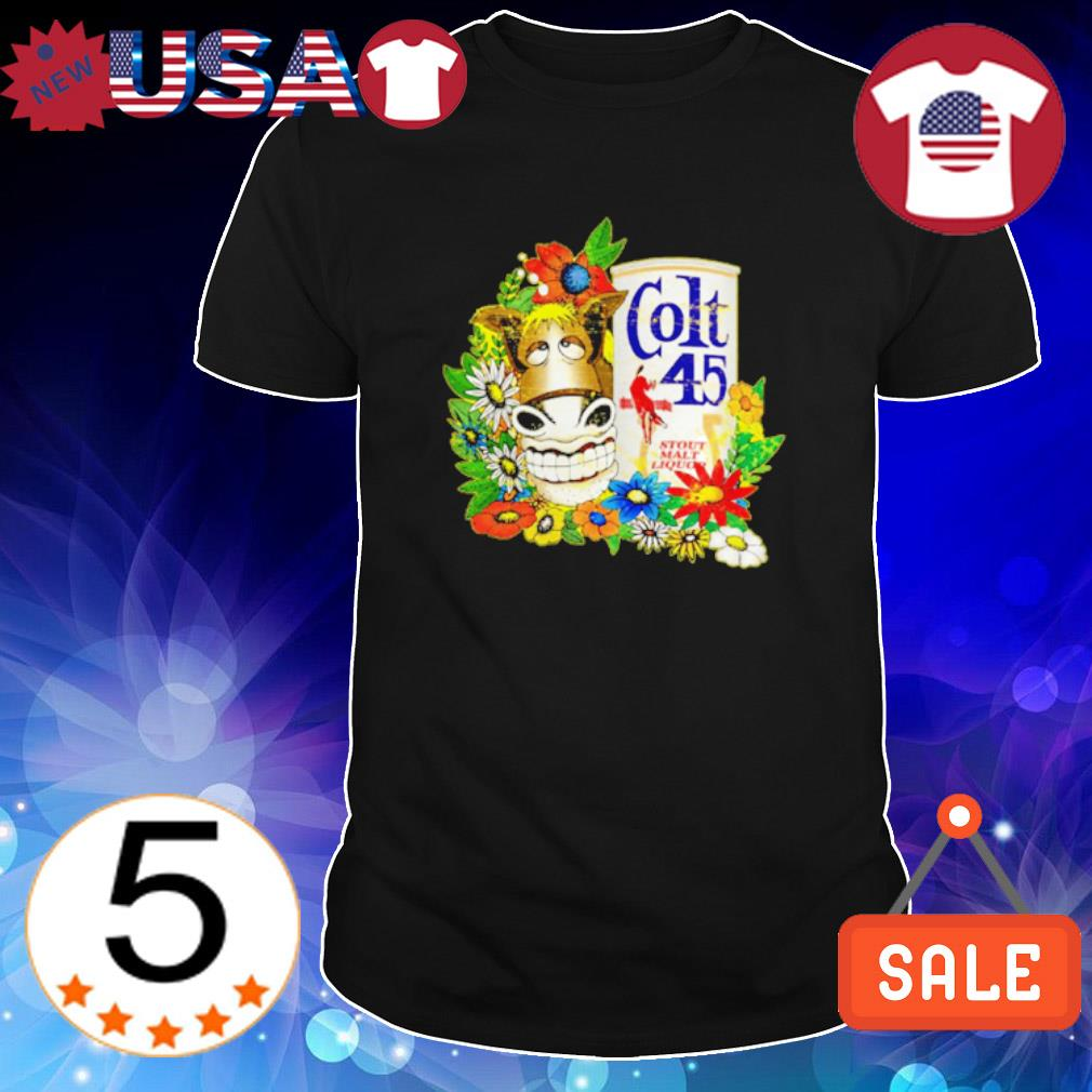 Colt 45 Malt Liquor Beer Spicoli Fast Times At Ridgemont High Movie 80's shirt