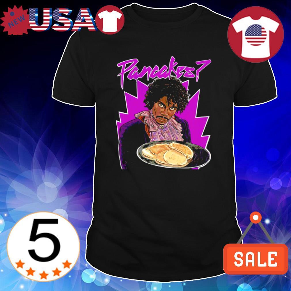 Dave Chappelle natural hair pancake shirt