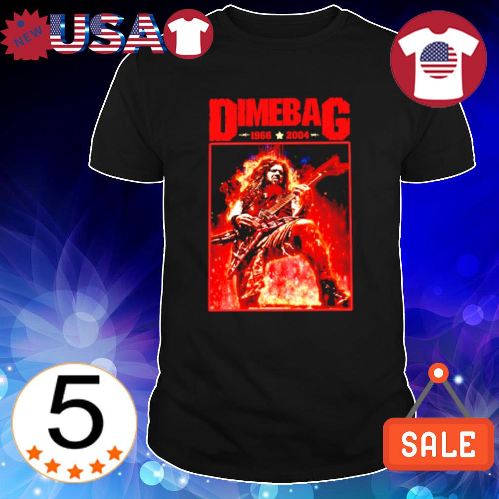 Dimebag 1966 2004 shirt