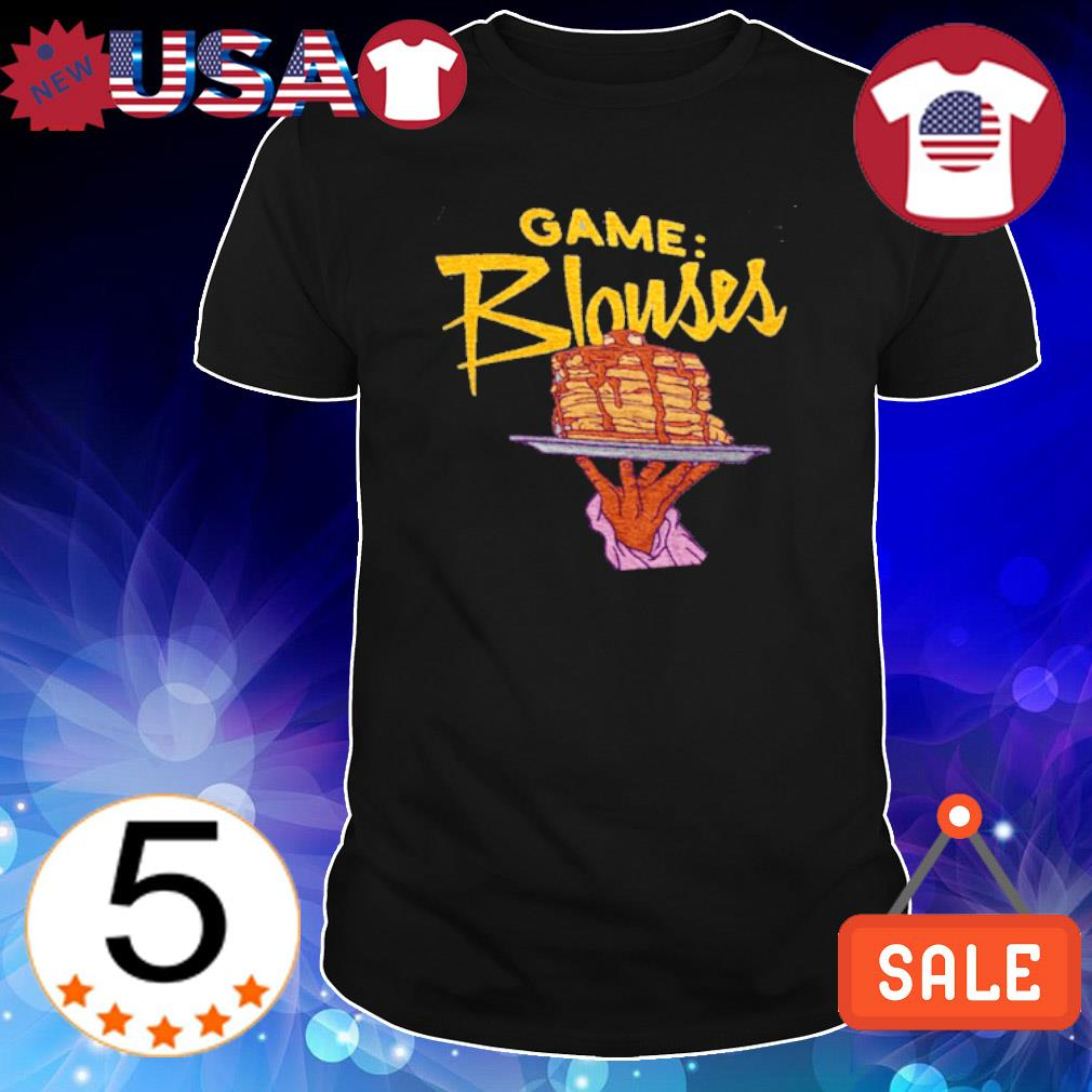 Game Blouses shirt