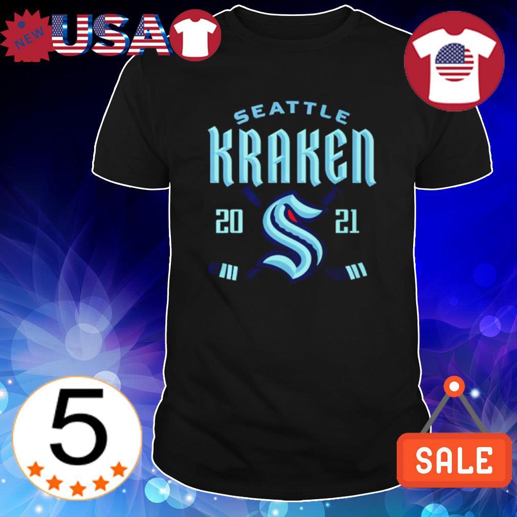 NHL seattle kraken 2021 shirt