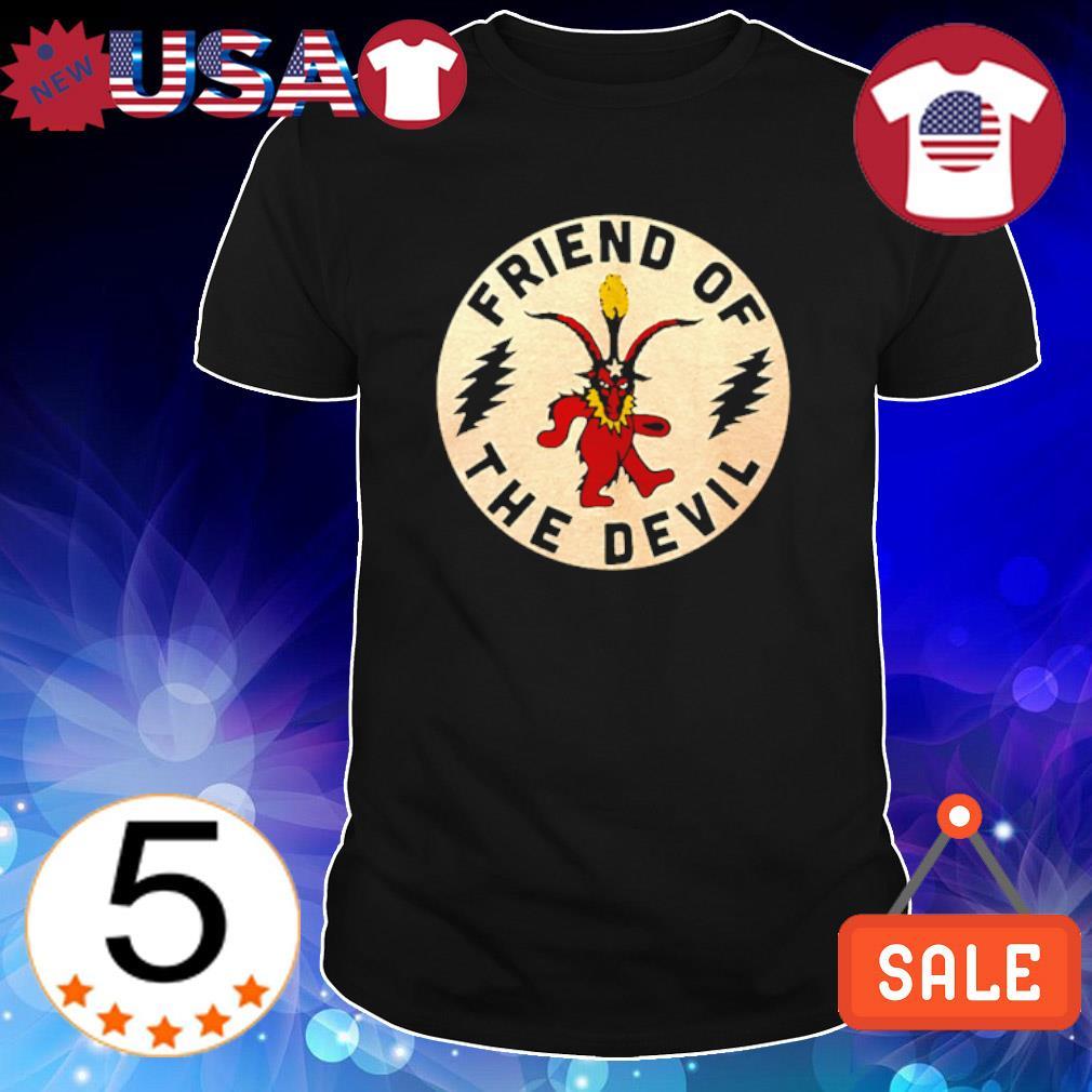 Satan friend of the Devil shirt