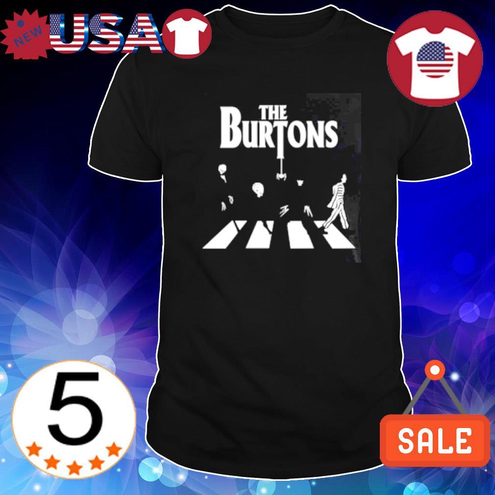 The Burtons Abbey Road shirt