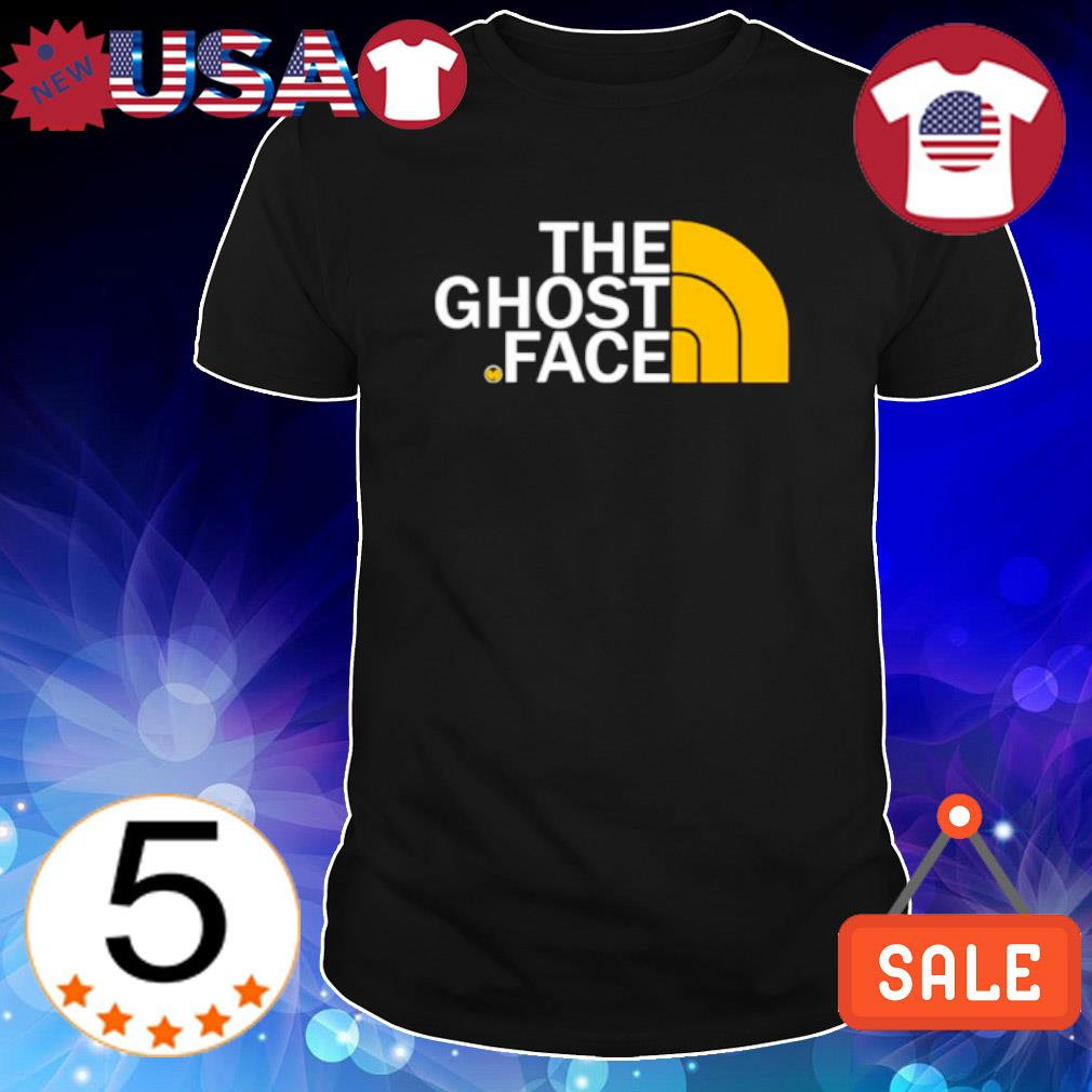 Wu Tang Clan The Ghost Face shirt