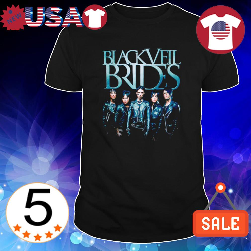 Black Veil Brides members shirt