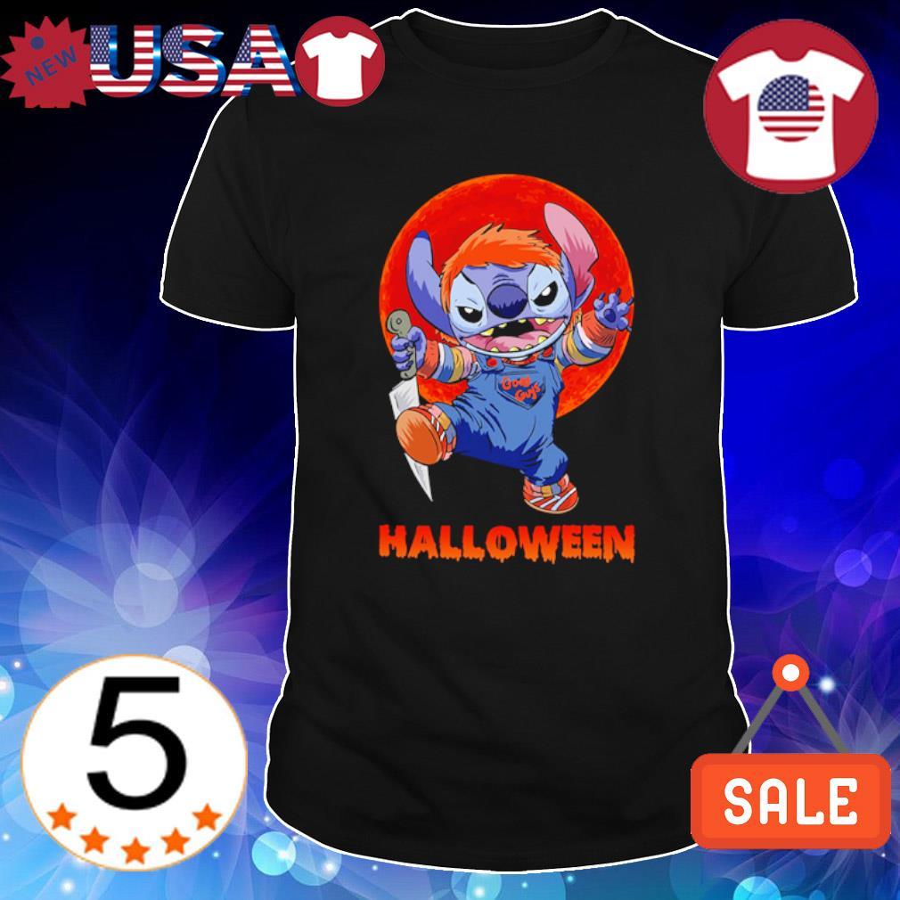 Chucky Stitch good guys Halloween shirt