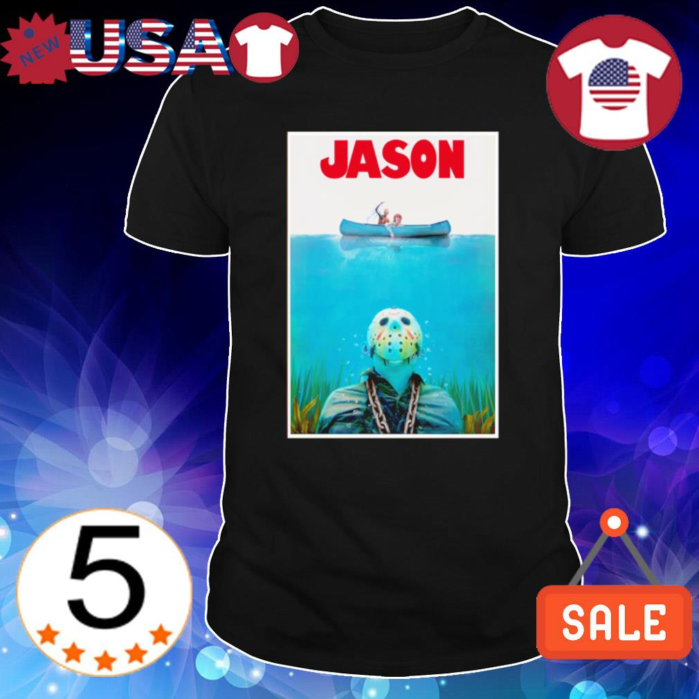 Jason Voorhees poster Friday the 13th shirt