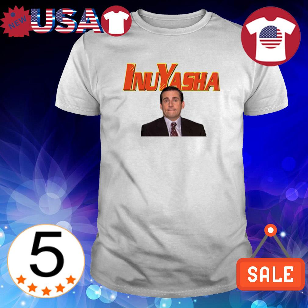 Michael Scott Inuyasha shirt