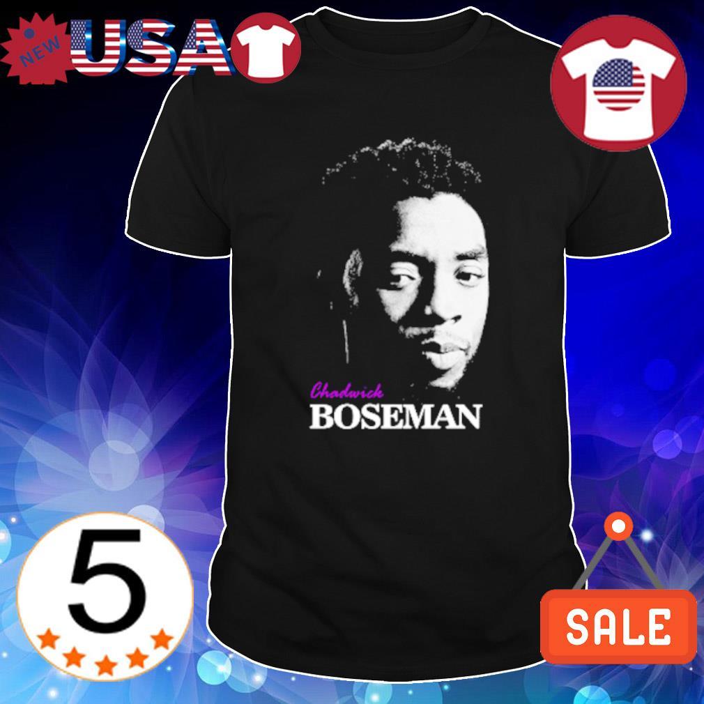 RIP Chadwick Boseman the memories shirt