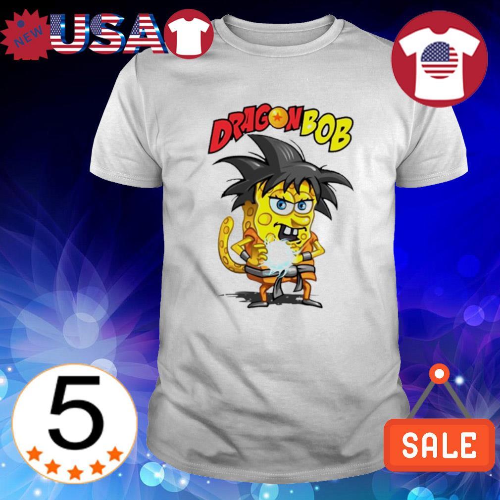 SpongeBob Son Goku Dragonbob shirt