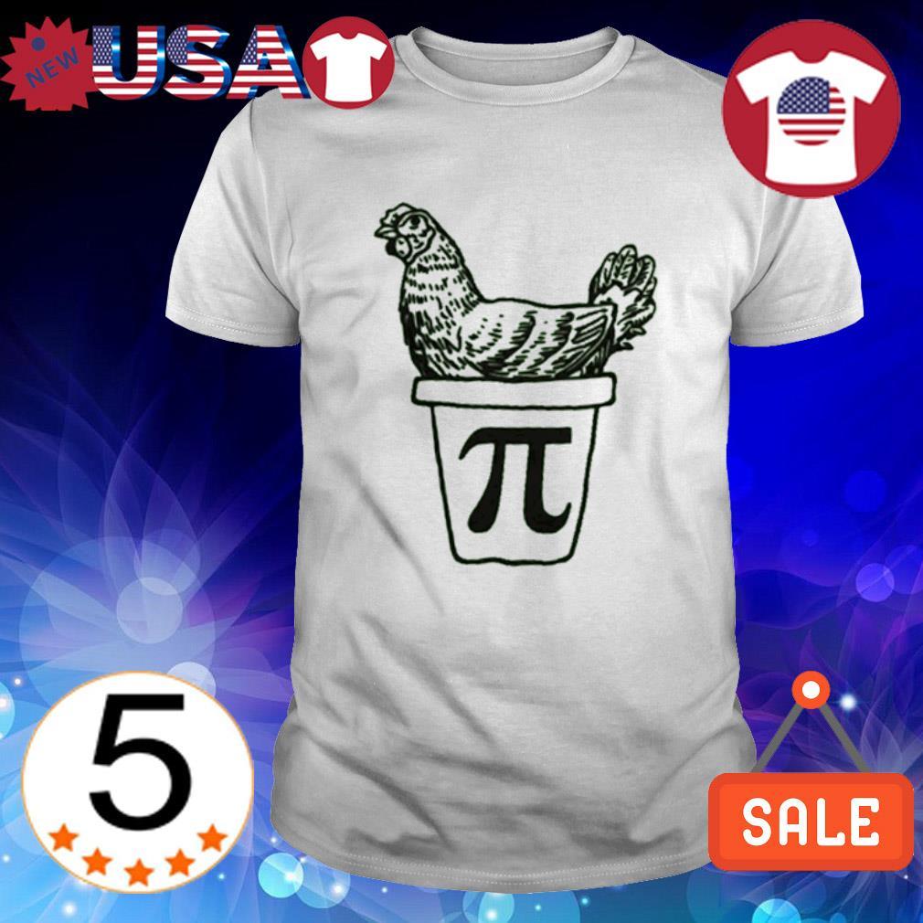 Chicken Pi shirt