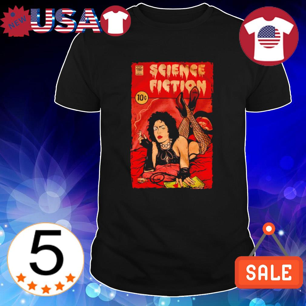 Frank N. Furter science fiction shirt